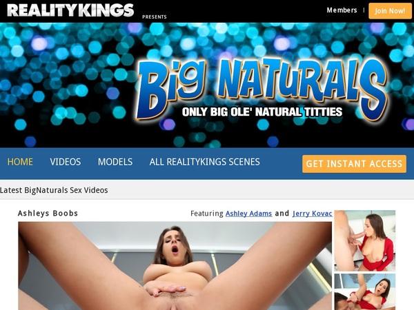 Bignaturals.com With Sliiing