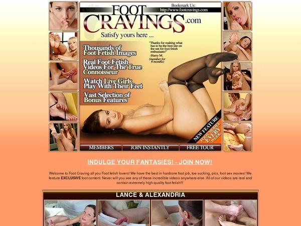 Footcravings.com Netbilling